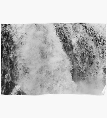 The hidden waterfall Poster