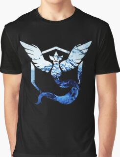 Team Mystic Pokemon Go Elements Graphic T-Shirt