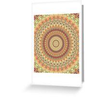 Mandala 126 Greeting Card