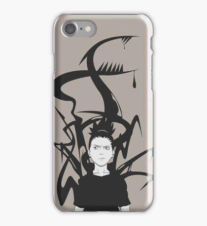 Shikamaru Naru iPhone Case/Skin