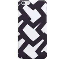 Almost Houndstooth iPhone Case/Skin