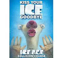 Ice Age Collision Course Photographic Print