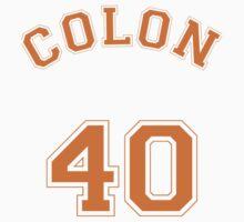 colon 40 Kids Tee