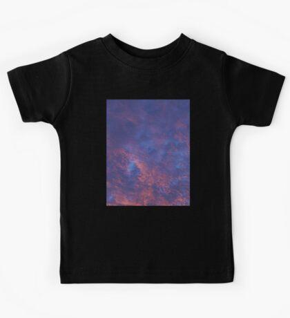 Purple Sunset Kids Tee