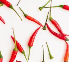 Red Chili Pepper Sticker