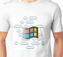 w i N d 0 w $ x m A r i 0 Unisex T-Shirt