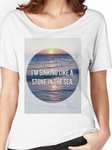 Brand New Lyric Women's Relaxed Fit T-Shirt