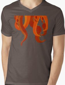 Octopus  Mens V-Neck T-Shirt