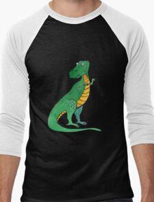 Tyrannosaurus Men's Baseball ¾ T-Shirt