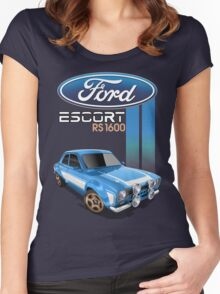 Escort RS 1600 Women's Fitted Scoop T-Shirt