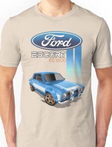 Escort RS 1600 Unisex T-Shirt