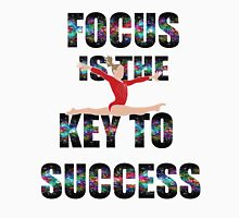 Focus is the key to success Classic T-Shirt