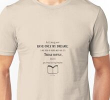 W. B. Yeats - Dreams Unisex T-Shirt