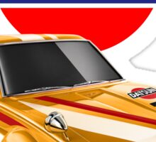 510 Wagon Sticker