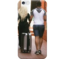 The Queen's Luggage  iPhone Case/Skin