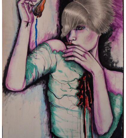 alma suicidad Sticker