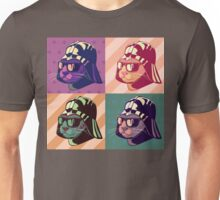 Darth Kitty Pop - Pastel Unisex T-Shirt