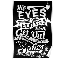 MY SAILOR IS BACK Poster