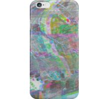 Glitch art 4/6 iPhone Case/Skin