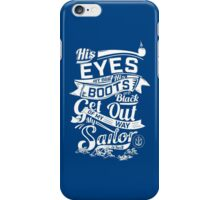 MY SAILOR IS BACK iPhone Case/Skin