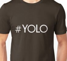 #YOLO Unisex T-Shirt