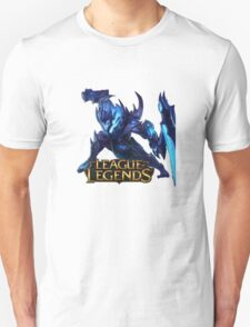 Draven Soulreaver with Out Axe - League of Legends  Unisex T-Shirt