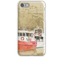 Hobart Harbour iPhone Case/Skin