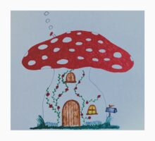 Toadstool House Kids Tee