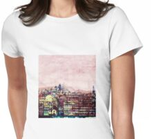 Porto Ribeira Womens Fitted T-Shirt