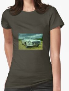 Volvo P1800 Coupe  Womens Fitted T-Shirt