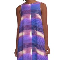 ░H░E░R░▒░V░O░I░D░ A-Line Dress