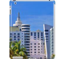 Miami Beach Art Deco Hotels iPad Case/Skin