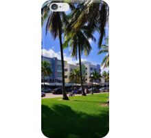 Miami Beach Ocean Drive iPhone Case/Skin