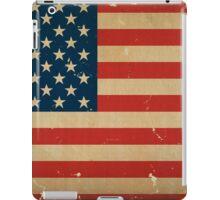 US Flage VINTAGE iPad Case/Skin