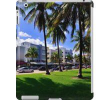 Miami Beach Ocean Drive iPad Case/Skin