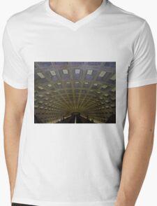 DC Metro Mens V-Neck T-Shirt