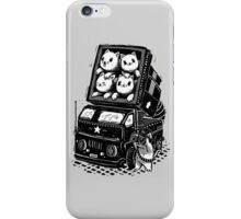 Rocket Cats - Vintage Style iPhone Case/Skin
