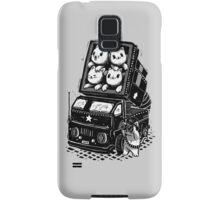 Rocket Cats - Vintage Style Samsung Galaxy Case/Skin