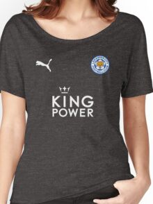 Leicester City FC # Intenational Champion Cup Women's Relaxed Fit T-Shirt
