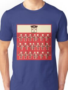 central forces, training day Unisex T-Shirt