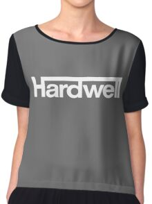 Hardwell - Dj Tiesto Avicii Dubstep Party Chiffon Top