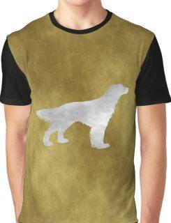 Grunge Style English Setter Graphic T-Shirt