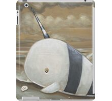 Beached Narwhal iPad Case/Skin