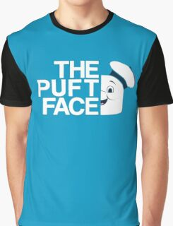The Puft Face Graphic T-Shirt
