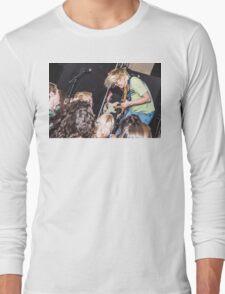 SWMRS Cole Becker Alternative Grunge Long Sleeve T-Shirt