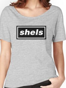SHELS (OASIS) - PRINT Women's Relaxed Fit T-Shirt