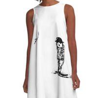 Chaplin A-Line Dress
