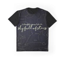 Sky Full Of Stars Graphic T-Shirt