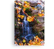 The Autumn Canvas Print