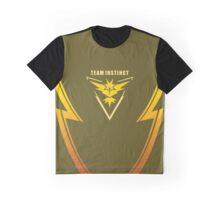 Instinct Team - Pokemon Go Graphic T-Shirt